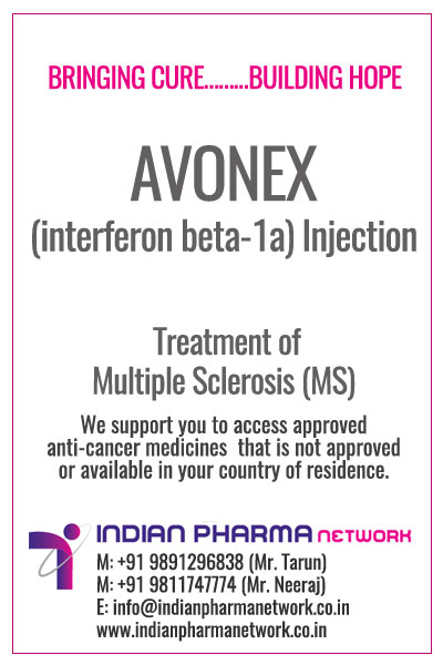 AVONEX (interferon beta-1a) injection