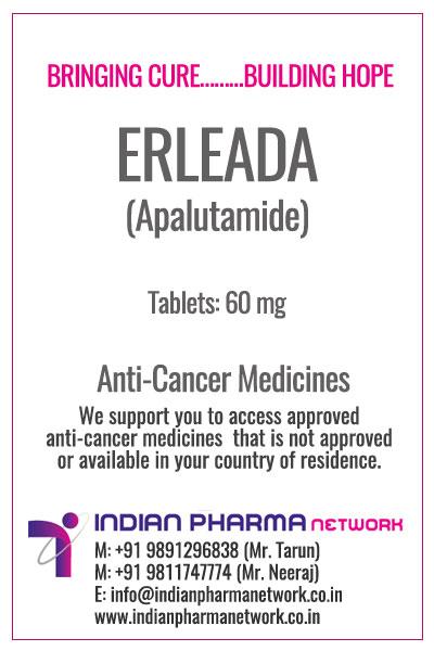 Erleada (Apalutamide)