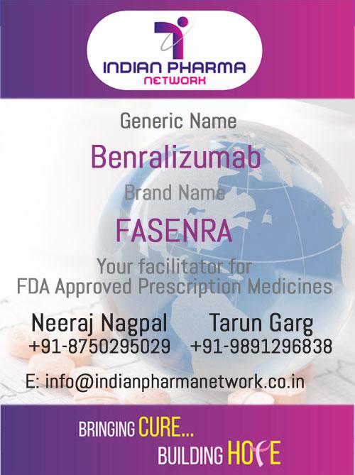 Fasenra (benralizumab)