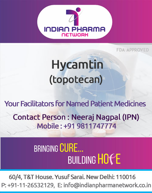 Hycamtin (Topotecan) Tablet