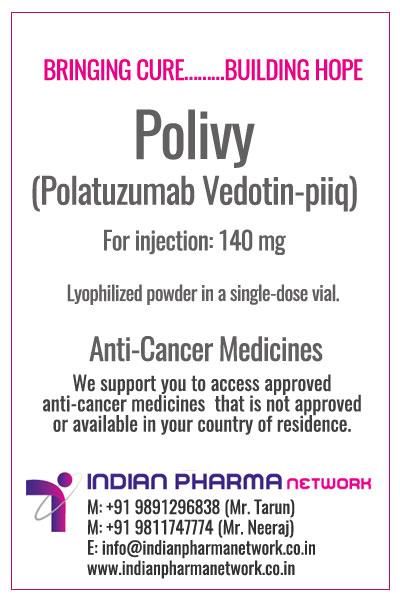 Polivy (Polatuzumab vedotin-piiq