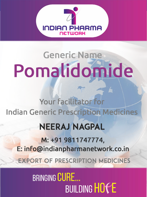 Generic version of Pomalidomide