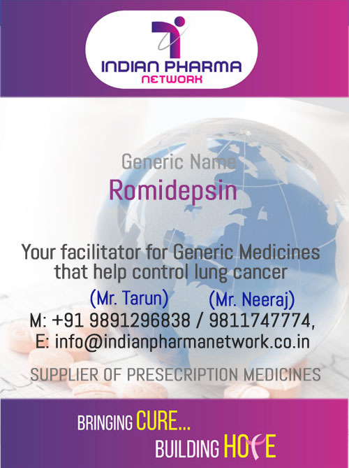 Romidepsin For Injection