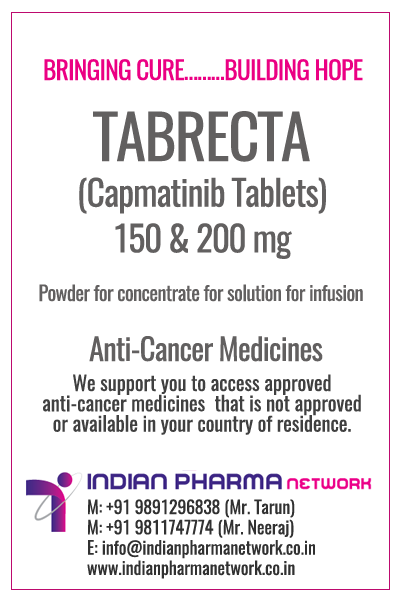 Tabrecta (capmatinib) tablets