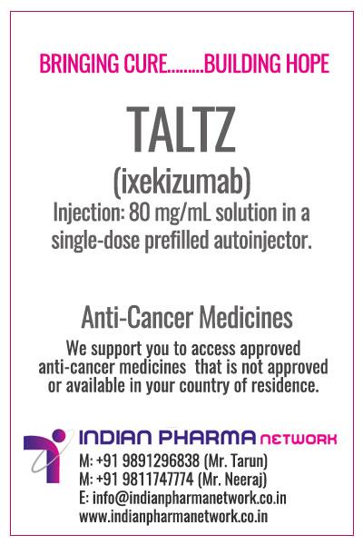 TALTZ (Ixekizumab)