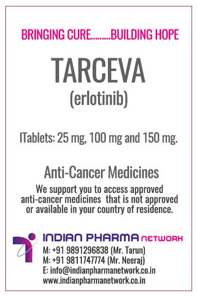 TARCEVA (erlotinib