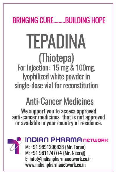 Tepadina (Thiotepa)