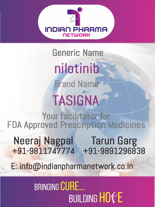TASIGNA (nilotinib