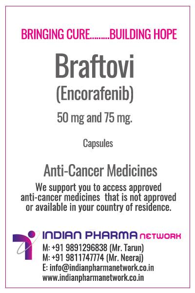 Braftovi Price | Buy Generic version of Encorafenib