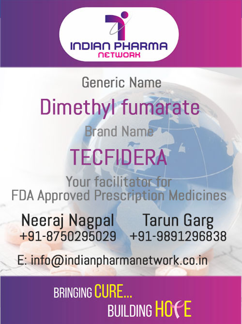 Tecfidera (dimethyl fumarate)